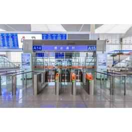 北京火车站闸机